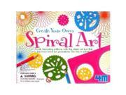 ToySmith Create Your OWN Spiral ART Masterpiece Kid Creative NEW