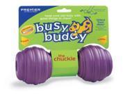 Busy Buddy Chuckle Purple