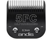 Andis EGT UltraEdge Charcoal Clipper Blade # 5FC