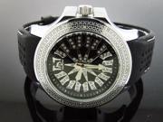 Men's Techno Master 0.15CT Diamond Watch 46mm TM-2138