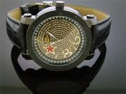 New Grand Master Round 12 Diamonds 50MM Watch GM1-37B