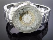 New Grand Master Mens Diamond Watch 1S01