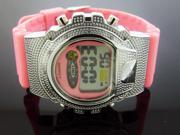 Ladies G-Diamond by Icetime 10 Genuine Diamond Watch
