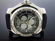 New Techno Master 0.25CT Diamond Watch TM-2129