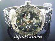 New! 2011 Model Aqua Master Round 20 Diamonds Watch