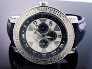 New Techno Master 12 Diamond Watch TM-2132 WHITE FACE