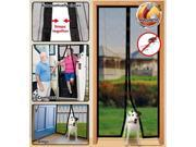 Marvelous Mesh Instant Screen Door ~As Seen on TV ~ Same as Magic Mesh