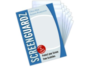 BlackBerry Bold 9700 ScreenGuardz Ultra-Slim Screen Protectors (Pack of 15)