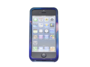 "Apple iPhone 5 Crystal Hard Plastic Case - ""The Little Prince"" (Wonderland Special Series) (Blue)"