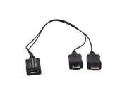 Universal Samsung Micro-USB Y-Cable Splitter (Charge only) ET-AUDM6BEBXAR