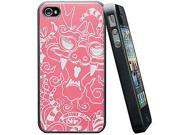 iSkin Aura Case for iPhone 4 & 4S, Year of the Dragon Unity Black