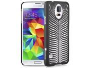 GreatShield TACT Design Pattern Rubber Coating Ultra Slim Fit Hard Case Cover for Samsung Galaxy S5