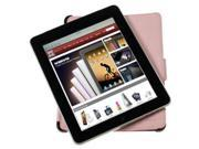 XGear Live Folio -Leather Folding Case For Apple iPad 1st Gen (Pink)