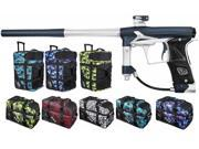 Planet Eclipse Geo 3 Paintball Gun w/ Gear Bag - Dark Blue/Storm Trooper