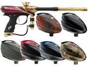 2014 Proto Reflex Rail Paintball Gun w/ Rotor - PGA Electric Sunset