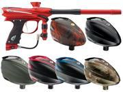 2014 Proto Reflex Rail Paintball Gun w/ Rotor - Red/Black/White