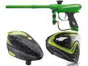 2015 Proto Reflex Rail – Lime/Black & Rotor Loader/ i4 Goggles – Skinned Lime