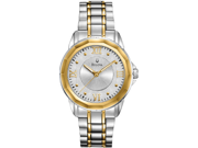 Bulova 98L166 Women's Watch - Silver Dial, Two-tone, Stainless Steel