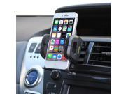 iKross Air Vent Car Vehicle Mount Holder for Samsung Galaxy S5, Galaxy Note 4/ Note 3, Galaxy Mega, LG G3, iPhone 6/6 Plus and Other CellPhone, Smartphone up to 6inch Screen