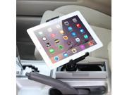 iKross Cup Mount Holder Car Kit for BlackBerry Q5, Q10, Coby Kyros MID7035(7inch), Samsung Tab 3, Gravity Q SGH-T289, Sony Xperia Z Ultra and more