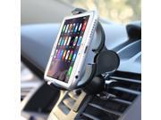 iKross Air Vent Clip On Car Mount Holder For Samsung Galaxy Note 4 / Galaxy Alpha / Galaxy Mega 2 / Galaxy S 5 / iPhone 6 / iPhone 6 Plus and more