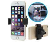 iKross compact Air Vent Car Mount Cradle Stand Holder for Samsung Galaxy S6 S6 Edge, Galaxy Note 4 / Apple iPhone 6 6 Plus / HTC One M9 (2015) and Other Smartphone