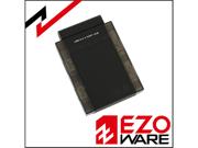EZOWare Black USB 3.0 4-Port Hub with Power Adapter
