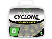Cyclone Golf Cleats Soft Spikes Fast Twist 18 ct