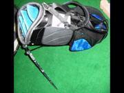 Blue Men's Rambler x10 Golf Stand Bag RJ Sports