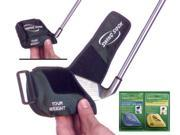 Golf Swing Sock Neoprene 460 Driver 7 oz. Black