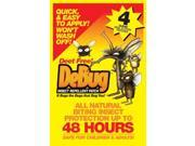 NEW! DeBug Insect Repellent Patch Up to 48 hrs