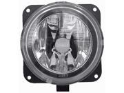 Collison Lamp 01-04 Mazda Tribute Fog Light Assembly  19-5429-00