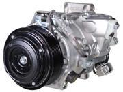 Denso 08-10 Toyota Highlander A/C Compressor 471-1615