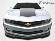 Carbon Creations 2010-2012 Chevrolet Camaro V6 GM-X Front Lip Spoiler 106814