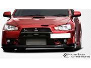 Carbon Creations 2008-2012 Mitsubishi Evolution X VR-S Front Lip Spoiler 106876