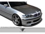 Aero Function 2002-2005 BMW 3 Series E46 4DR AF-1 Hood (CFP) 107414