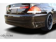 Couture 2002-2005 BMW 7 Series E65 E66 Executive Rear Lip Spoiler 103603