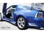 Couture 1999-2004 Ford Mustang Demon Rear Fender Flares 104787