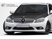 Carbon Creations 2008-2011 Mercedes Benz C Class W204 OEM Hood 106699