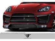 Aero Function 2011-2012 Porsche Cayenne AF-1 Wide-Body Front Add-On Spoiler (CFP) 107910