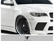 Aero Function 2008-2012 BMW X6 X6M AF-3 Wide-Body Front Fender Flares (PUR-RIM) 107930