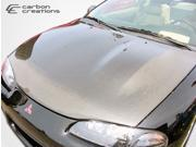 Carbon Creations 1995-1999 Mitsubishi Eclipse Eagle Talon OEM Hood 101579
