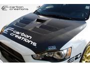 Carbon Creations 2008-2012 Mitsubishi Evolution X Lancer GT Concept Hood 104643