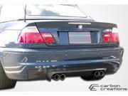 Carbon Creations 2001-2006 BMW M3 E46 CSL Look Rear Diffuser 105347