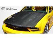 Carbon Creations 2005-2009 Ford Mustang OEM Hood 102724