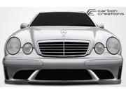 Carbon Creations 2000-2002 Mercedes Benz E Class W210 Morello Edition Front Bumper 105742