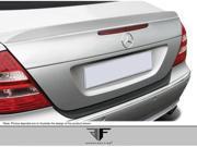 Aero Function 2003-2009 Mercedes Benz E Class E55 4DR W211 AF-1 Trunk Lid Spoiler (GFK) 107389