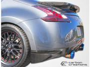 Carbon Creations 2009-2012 Nissan 370Z N-1 Rear Add Ons 105908