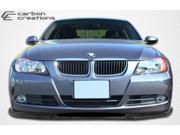 Carbon Creations 2006-2008 BMW 3 Series E90 4DR HM-S Front Lip Spoiler 106084
