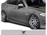 2011-2012 BMW 5 Series F10 AF-1 Side Skirt Add-Ons (PUR-RIM) 107937